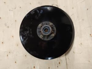 Disc opener